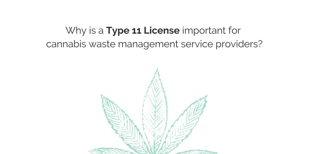 type 11 license