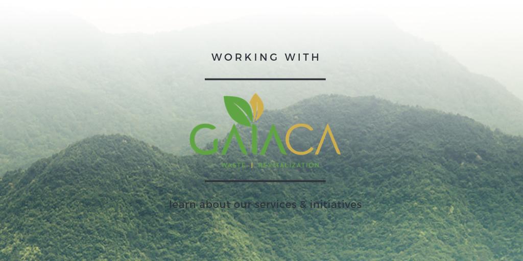 working with Gaiaca
