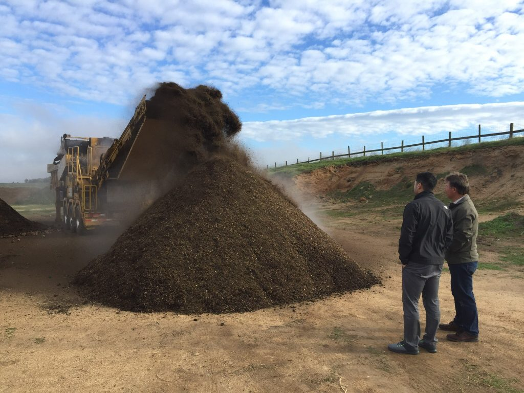 A forward-thinking disposal company pops up to clean up after the weed industry – Monterey County Weekly